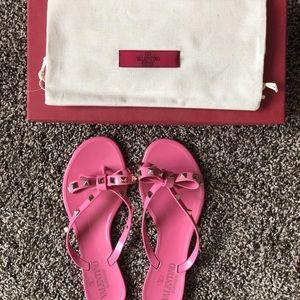 Valentino Shoes - Valentino Rockstud Jelly Thong size 6US / 36EU